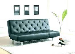 black leather futon couch black leather futon couch by black leather futon sofa bed black
