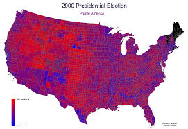 presidential election maps  political maps