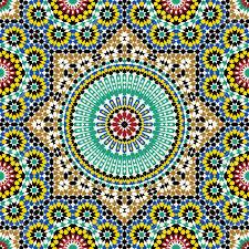 moroccan design patterns