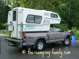 Truck Campers: A Good Choice For Your Family?