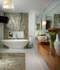 Accent Wall Bathroom Woodworking For Modern In Bathroom Contemporary With Floating