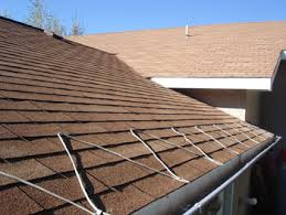 roof wires melt ice are roof heater cables worth it crest roofing co
