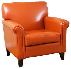Fancy Orange Club Chair on Home Design Ideas With Orange Club Chair ...