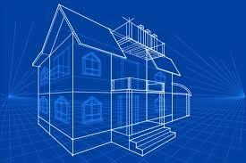 Simple Blueprint Simple Blueprint Building Vectors Design 01 Free Download