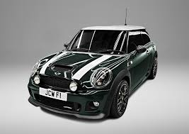 Mini Cooper Racing Lights 2010 Mini Cooper Jcw World Championship 50 Edition News And