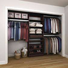 closet systems. 84 In. H X 60 To 120 W 15 In Closet Systems A