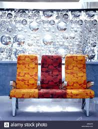 eship house near sydney new south wales 1963 old singapore airline seats used as a sofa architect eugene van grecken