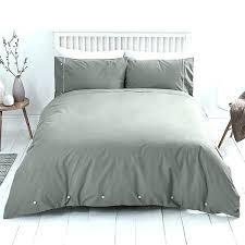 sainsburys duvet duvet covers duvet s home skies plain grey brushed cotton bed linen within s
