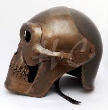 com meval skeleton armour helmet viking mask spectacle roman knight helmets sports outdoors