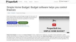 household budget software free download simple home budget reviews 1 review of simplehomebudget com