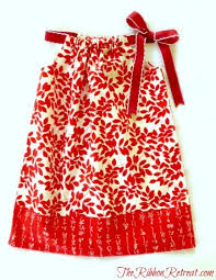 How Much Fabric To Make A Pillowcase Simple Pillowcase Dress Tutorial The Ribbon Retreat Blog