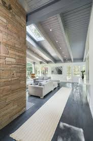 lighting for ceilings. rug high ceilings midcentury modern house in lincoln lighting for