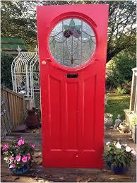 reclaimed front doors comfortable stained glass front door art deco 1930s wood reclaimed external