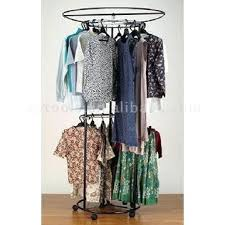 Revolving Coat Rack rotating round clothes rack tiathompsonme 44