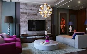 and decorating spaces sets brown simpl dark design modern small decor lights furniture low house apartment