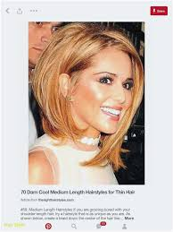 Hairstyles Hairstyles Medium Short Haircuts For Round Faces