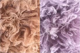 fake flokati rug diy hand dying flokati rugs with ana brandt taopan