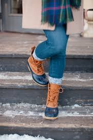 Ll Bean Jeans Size Chart L L Bean Boots Style Guide How To Wear The Iconic Boot