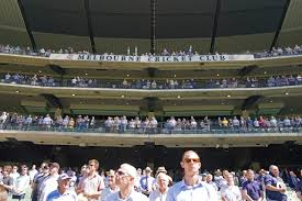 Connecting you to today's key updates. Virus Alert For Mcg Test Spectators Mandatory Masks For Scg Test Indaily