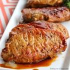 bbq pork chops skillet