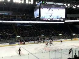 Sound Tigers Seating Chart Webster Bank Arena Section 107 Home Of Bridgeport Sound