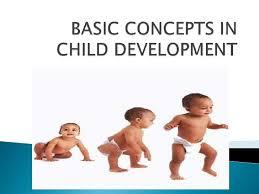 Basic Concepts In Child Development
