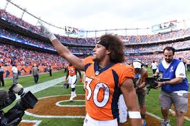 Denver Broncos Organization Chart Phillip Lindsay Is Quickly Becoming Denvers Best Running