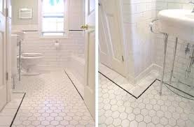 ... Laminate Flooring For Bathroom Use Marble Herringbone Tile Floor  Bathroom Bathroom Tile Floors Images Sicadinc Com ...