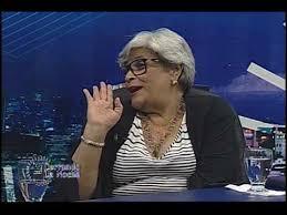 Cerrando la Noche, Dra. Alma Bobadilla del Colegio Médico Dominicano 2 de  Mayo, 2017 - YouTube