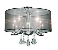 full size of lighting good looking flush mount chandelier with shade 12 ac364 flush mount chandelier