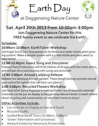 weekend earth day at daggerwing and veteran s park west boca news share this