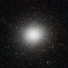 Omega Centauri Star Chart No Place Like Home In Crowded Core Of Omega Centauri