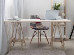 office desk table tops. Impressive White Trestle Desk 4 Table Legs Birch Office Tops