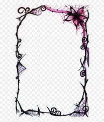 Mq Spiderweb Frame Frames Border Borders Ms Word
