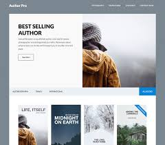 Author Pro Theme by StudioPress