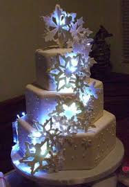 wedding cakes with lights.  Wedding Wedding Cake With LED Lights Great For Evening Wedding Resceptions And Cakes With Pinterest