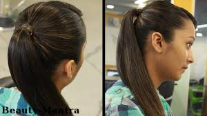 You Tube Hair Style hairstyles for long hair simple pony tail youtube 1886 by wearticles.com