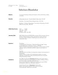 Example Of Basic Resumes Blank Cv Format Pdf Resume Form Fill In The And Template Example