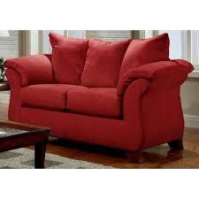 affordable furniture sensations red brick sofa. Sensations Red Brick Loveseat Affordable Furniture Sofa E