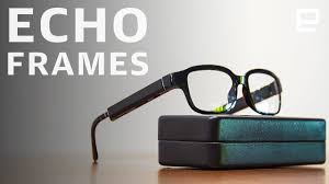 Echo Frames hands-on: Alexa in your glasses - YouTube
