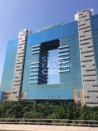 exterior office. Sewa Kantor Gedung Hermina Office Building Jakarta Pusat Sawah Besar Exterior