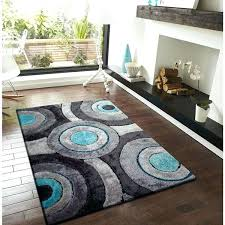 turquoise and black area rug silver gray turquoise and black circular modern hand tufted area turquoise and black area rug