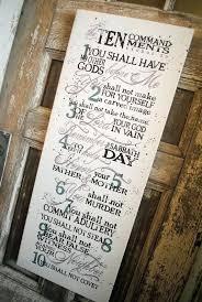 ten commandments wall art ten commandments wall art ten commandments metal wall art