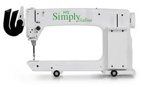 Handi Quilter - HQ Simply Sixteen Longarm Quilting Machine & HQ Simply Sixteen 16 Inch Longarm Quilting Machine Adamdwight.com