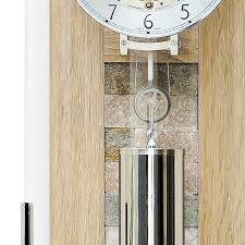 clock machine type ams 2724 made in アムス ams wall clock germany