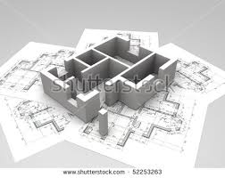architecture blueprints 3d. Perfect Architecture 3D Plan On Top Of Architecture Blueprints 3d Illustration In Architecture Blueprints