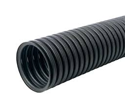 perforated drainage pipe drain home depot with sock 8 3 inch home products perforated flex drain landscaping pipe