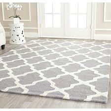 4x6 handmade wool rug