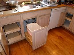 Drawers For Kitchen Cabinets Cabinet Kitchen Cabinet Trash Drawer