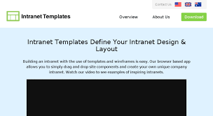 Intranet Requirements Template Access Intranet Templates Com Intranet Templates Best